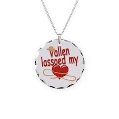 Vallen Lassoed My Heart Necklace