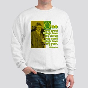 Great Things From The Valley Sweatshirt