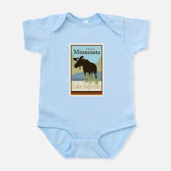 Travel Minnesota Infant Bodysuit