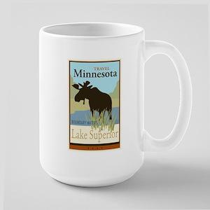 Travel Minnesota Large Mug
