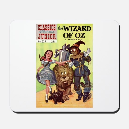 The Wizard of Oz Mousepad