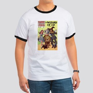 The Wizard of Oz Ringer T