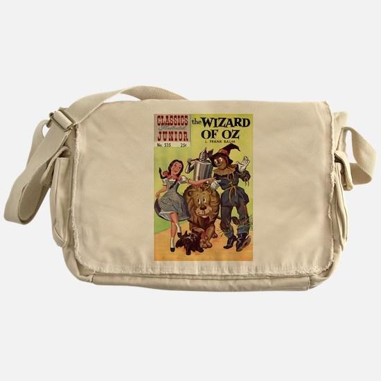 The Wizard of Oz Messenger Bag