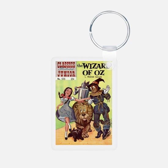 The Wizard of Oz Keychains