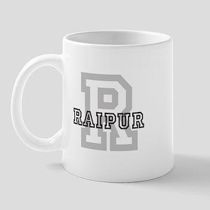 Letter R: Raipur Mug
