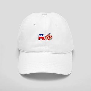 Republican Circus Elephant Cap