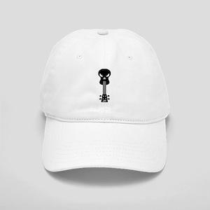 Skull Ukulele Cap