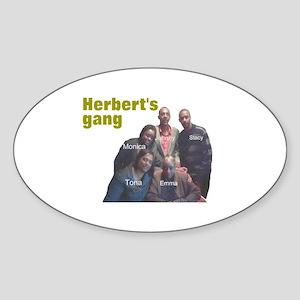 herbertjrstshirt Sticker