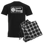 Men's Dark iBocce Pajamas