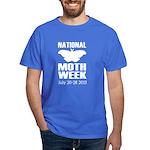 National Moth Week T - Dark Colors