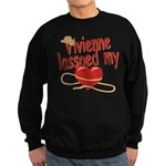 Vivienne Lassoed My Heart Sweatshirt (dark)