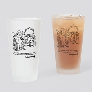 Paralegal In Oz Drinking Glass