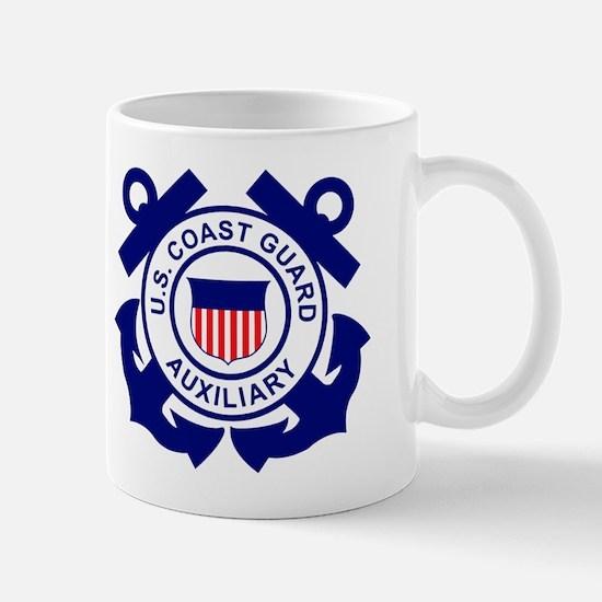 Coast Guard Auxiliary<BR> 11 Ounce Mug