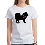 Chow Chow Breast Cancer Support Women's T-Shirt
