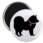 Chow Chow Breast Cancer Support Magnet