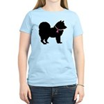 Chow Chow Breast Cancer Support Women's Light T-Sh