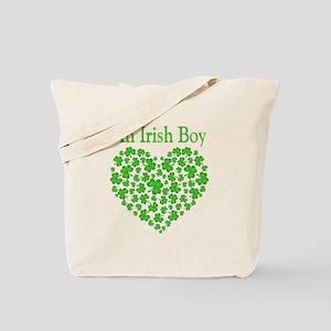 An Irish Boy Tote Bag