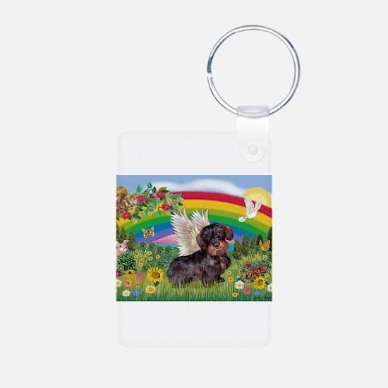 Rainbow Bright / Dachshund (w Keychains