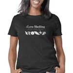 iLS apparel 10x6 wt:greys Women's Classic T-Shirt