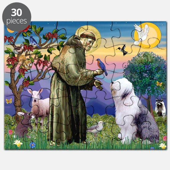 ST. FRANCIS + OES Puzzle
