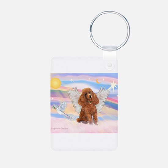 Angel/Poodle (Aprict Toy/Min) Keychains