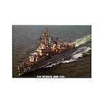 USS MURRAY Rectangle Magnet