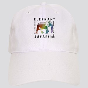 Elephant Safari Cap