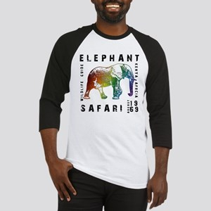 Elephant Safari Baseball Jersey
