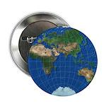 "World Map Sphere 3: 2.25"" Button"