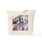 Lowchen Puppy Love - Tote Bag