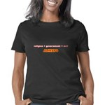religion + government Women's Classic T-Shirt