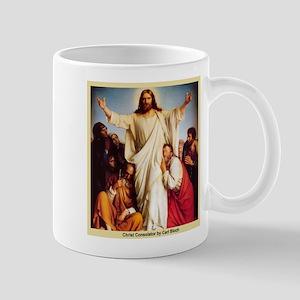Christ Consolator Mug