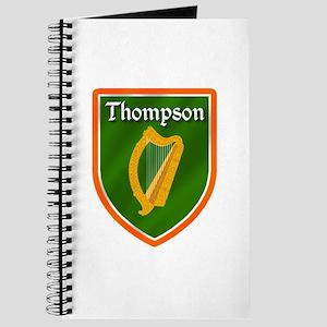 Thompson Family Crest Journal