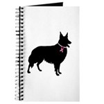 Collie Breast Cancer Support Journal