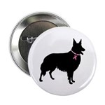Collie Breast Cancer Support 2.25