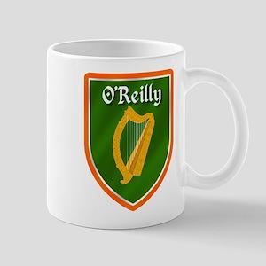O'Reilly Family Crest Mug