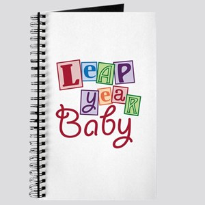 Leap Year Baby Journal