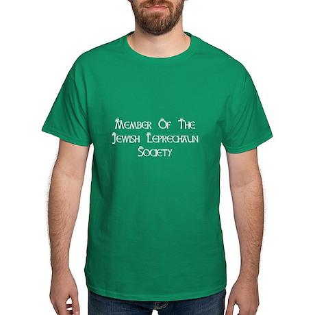 Jewish Leprechaun Society Dark T-Shirt