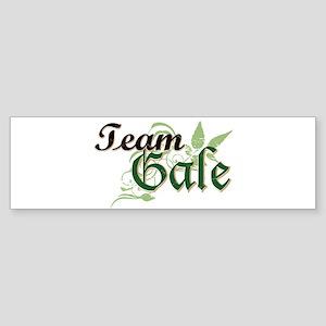 Team Gale Sticker (Bumper)