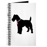 Fox Terrier Breast Cancer Support Journal