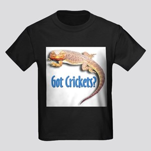 Bearded Dragon 2 Got Crickets T-Shirt