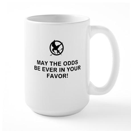 The Hunger Games Large Mug