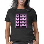 Black Swan Art Deco Psyche Women's Classic T-Shirt
