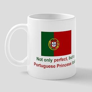 Perfect Portuguese Princess Mug