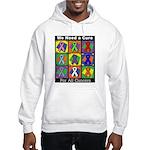 We Need a Cure Hooded Sweatshirt