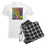 We Need a Cure Men's Light Pajamas