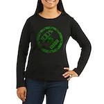 Irish Pride Women's Long Sleeve Dark T-Shirt