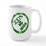 Irish Pride 15 oz Ceramic Large Mug