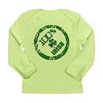 Irish Pride Long Sleeve Infant T-Shirt