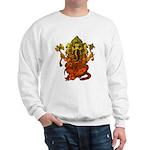 Ganesha7 Sweatshirt